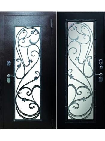 Входная дверь Афродита 2 Венге
