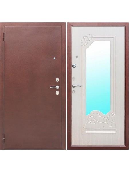 Входная дверь Ampir Беленый дуб