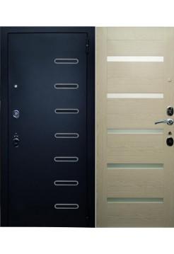 Входная дверь Аполлон Беленый дуб