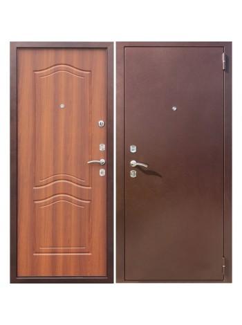 Входная дверь Гарда 1512 Рустикальный дуб