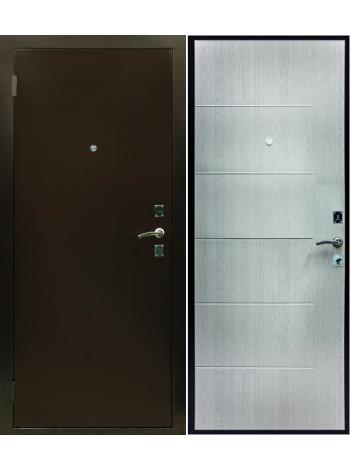 Входная дверь Гермес 1 Беленый дуб
