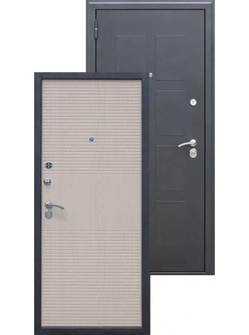Входная дверь Kvadro Беленый дуб
