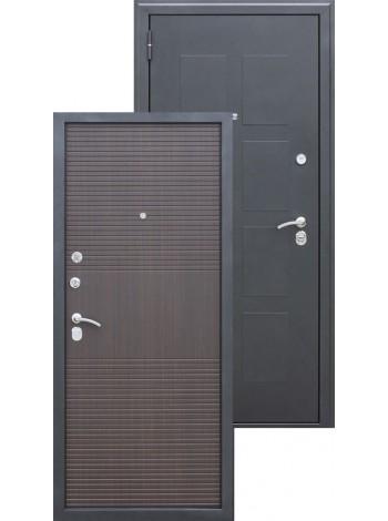 Входная дверь Kvadro Венге
