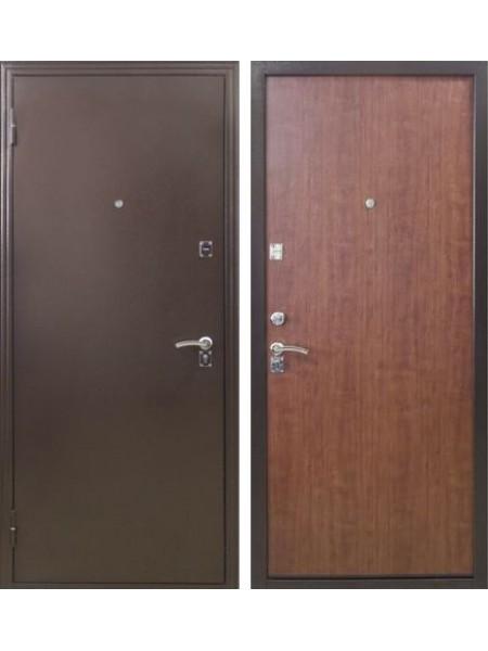 Входная дверь Меги ДС-180 итальянский орех