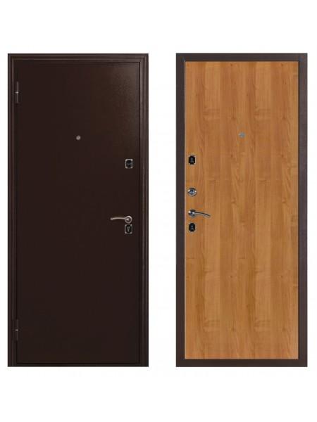 Входная дверь Меги ДС-180 миланский орех
