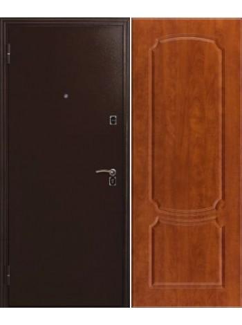 Входная дверь Меги ДС-181 итальянский орех