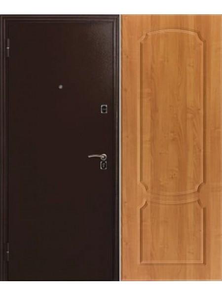 Входная дверь Меги ДС-181 миланский орех