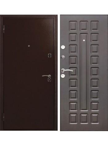 Входная дверь Меги ДС-181 венге