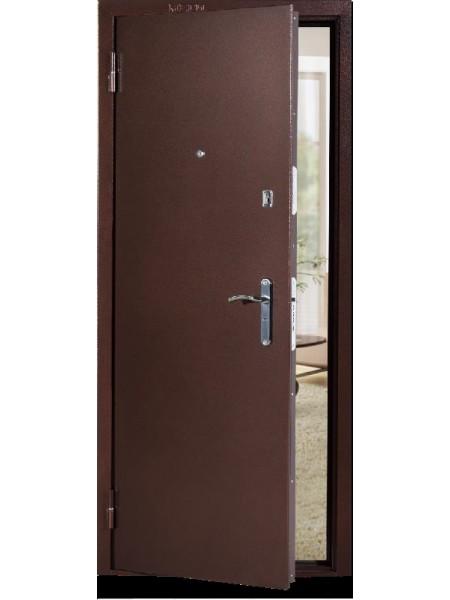 Входная дверь Меги ДС-374 металл/металл