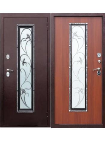 Входная дверь Плющ Венге 5F