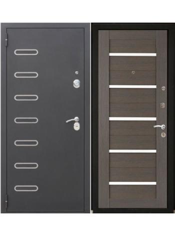 Входная дверь ROMANIO Дуб грей