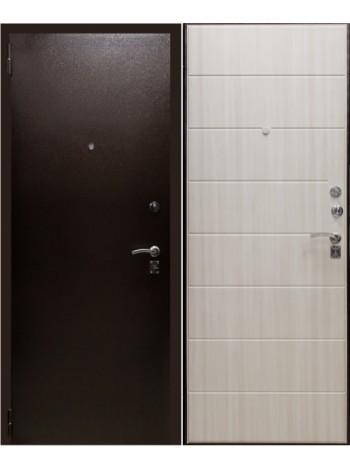 Входная дверь Зевс Дуб светлый