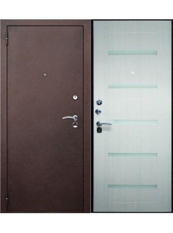 Входная дверь Зевс 2 Беленый дуб