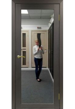 Optima Porte Турин 501.1 зеркало с двух сторон