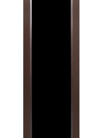 Меланит венге Триплекс черный без рисунка