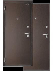 Входная дверь Аргус-8 металл/металл