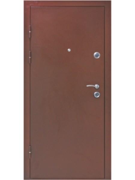Входная дверь Стройгост 7-2 мет/мет 3 петли (теплая)