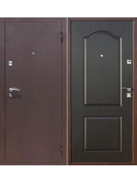 Входная дверь Стройгост 7-2 Венге