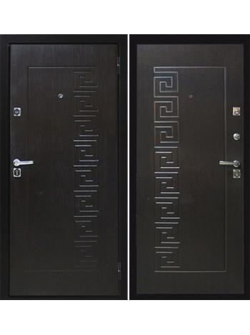 Входная дверь СтройГост 7 МДФ/МДФ